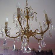 Restauración de una lámpara con lágrimas (y II).