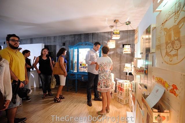 TheGreenDoGProject en el TEA oct 2013 (10)