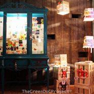 TheGreenDoGProject® …Vitri-lámpara!!!