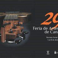 29ª Feria de Artesanía de Canarias