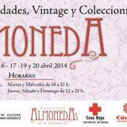 VI Feria ALMONEDA: Antigüedades, Vintage y Coleccionismo…Cuenta atrás!!!