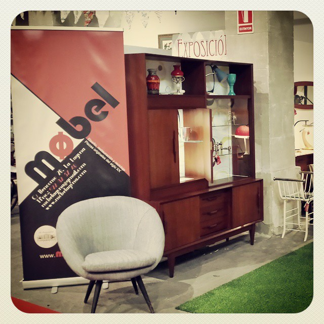 Mueble bar almoneda