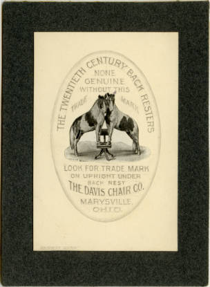 Davis Chair Company logo