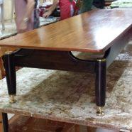 Restaurando una Coffee Table de G-Plan